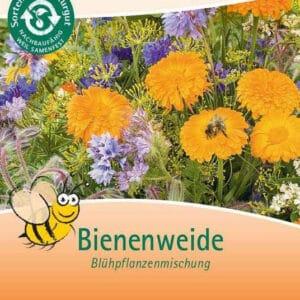Wildkräuter Saatgut - Bienenweide - Blühmischung
