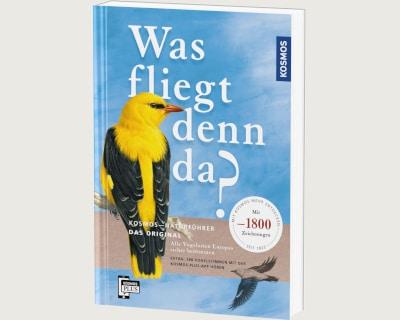 Vogel Bestimmungsbuch